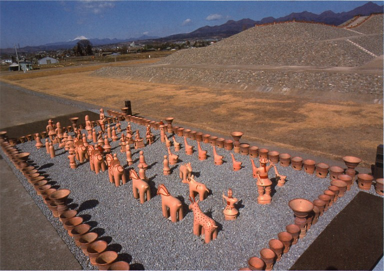 Fig. 15 - Hotoda-hachimanzuka kofun in the Hotada mound cluster near Mitsudera 1